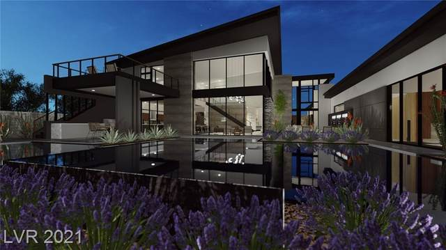 751 Wexler, Las Vegas, NV 89107 (MLS #2283445) :: Signature Real Estate Group