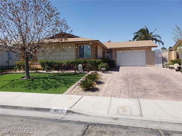 4973 Alondra Drive, Las Vegas, NV 89118 (MLS #2283459) :: Kypreos Team