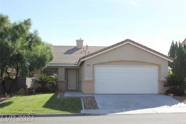 1428 Iron Springs Drive, Las Vegas, NV 89144 (MLS #2283498) :: Signature Real Estate Group