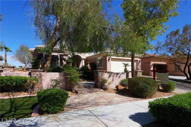 4496 Fiore Bella Boulevard, Las Vegas, NV 89135 (MLS #2283552) :: Jeffrey Sabel