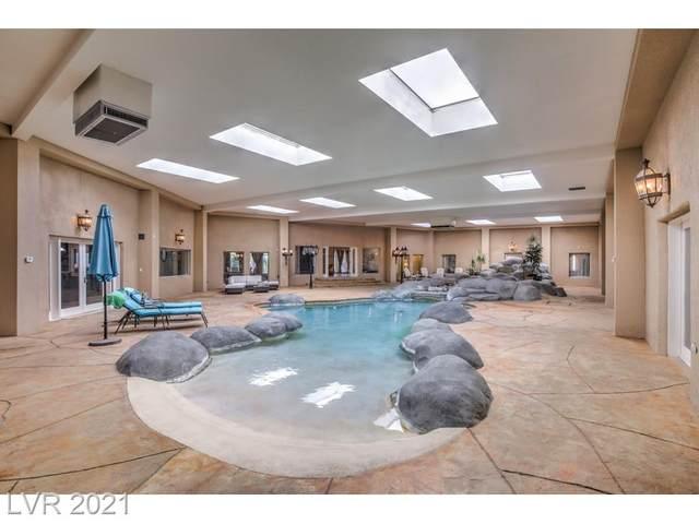 2525 Driftwood Drive, Las Vegas, NV 89107 (MLS #2283588) :: Jeffrey Sabel