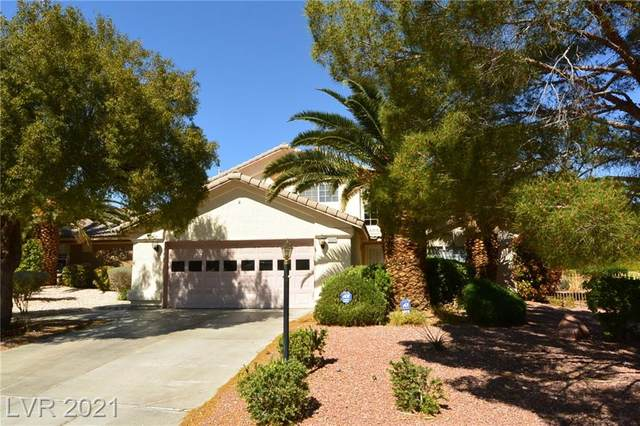5004 Burr Oak Drive, Las Vegas, NV 89130 (MLS #2283623) :: The Mark Wiley Group | Keller Williams Realty SW