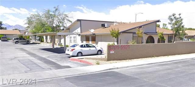 5713 Smoke Ranch Road B, Las Vegas, NV 89108 (MLS #2283692) :: Signature Real Estate Group