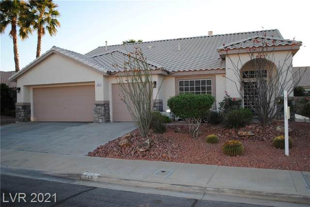 243 Polar Morn Place, Henderson, NV 89074 (MLS #2283728) :: Signature Real Estate Group
