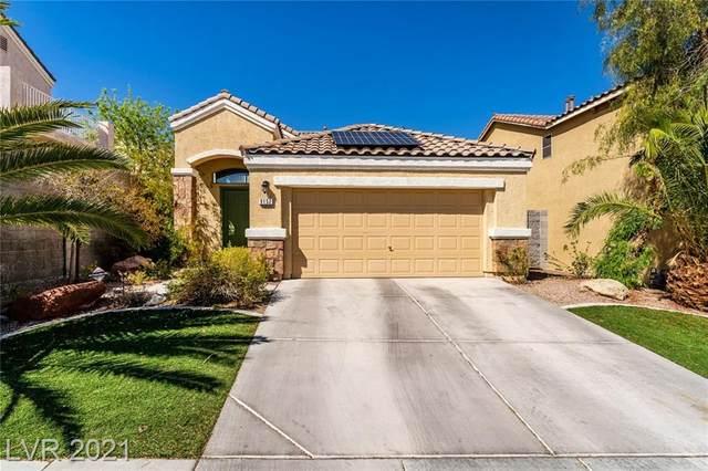 9152 Kentwell Avenue, Las Vegas, NV 89149 (MLS #2283732) :: Signature Real Estate Group