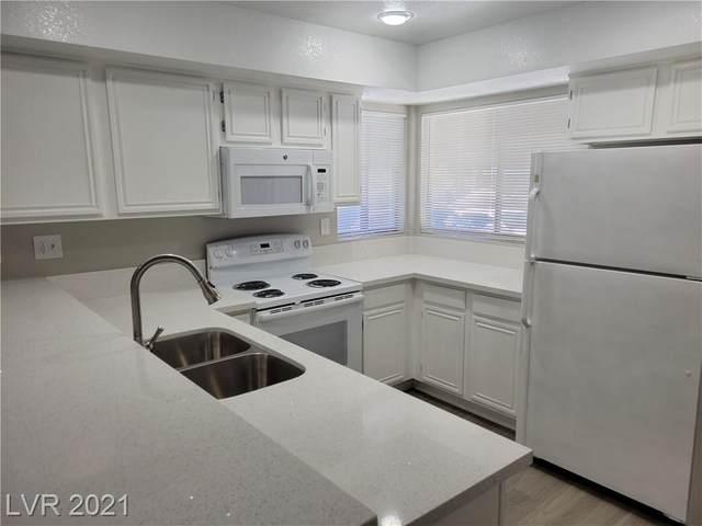 2220 Pinetop Lane #105, Las Vegas, NV 89119 (MLS #2283733) :: ERA Brokers Consolidated / Sherman Group