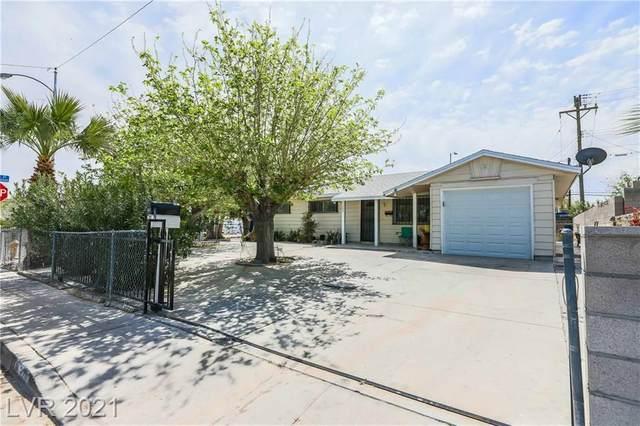 325 Recco Avenue, North Las Vegas, NV 89030 (MLS #2283734) :: Vestuto Realty Group