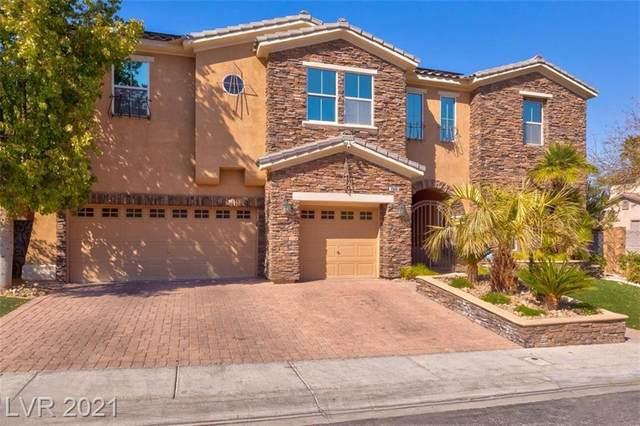 2840 Soaring Peak Avenue, Henderson, NV 89052 (MLS #2283744) :: Vestuto Realty Group