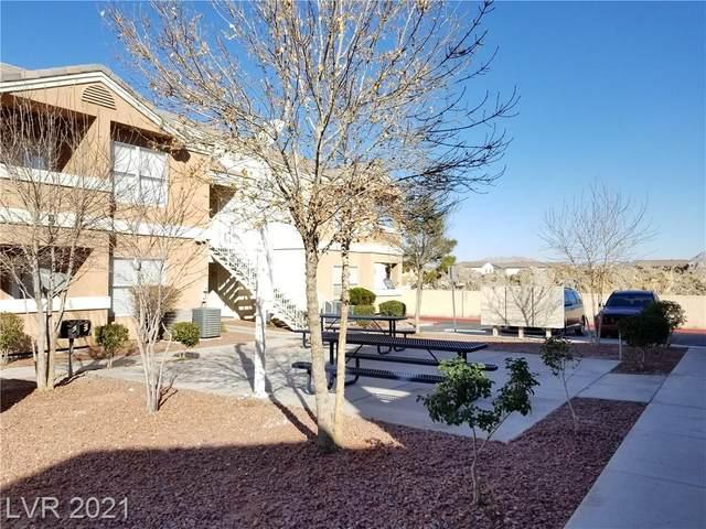 1830 N Pecos Road #143, Las Vegas, NV 89115 (MLS #2283751) :: Lindstrom Radcliffe Group