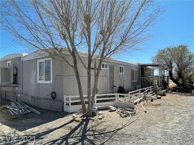 1641 Pearl Lane, Pahrump, NV 89060 (MLS #2283757) :: Signature Real Estate Group
