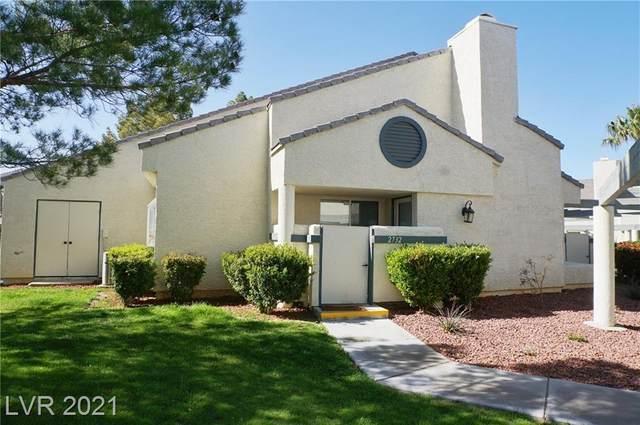 2732 Ferrin Road, Las Vegas, NV 89117 (MLS #2283781) :: Vestuto Realty Group