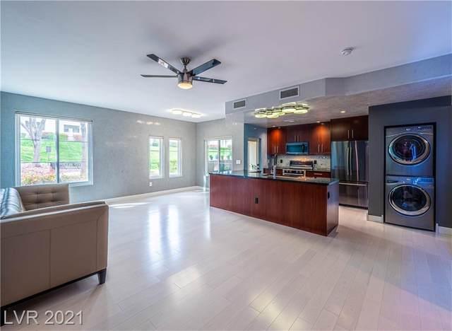 1501 Cardinal Peak Lane #103, Las Vegas, NV 89144 (MLS #2283794) :: Vestuto Realty Group