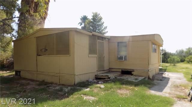 455 Spur Street, Overton, NV 89040 (MLS #2283829) :: Signature Real Estate Group