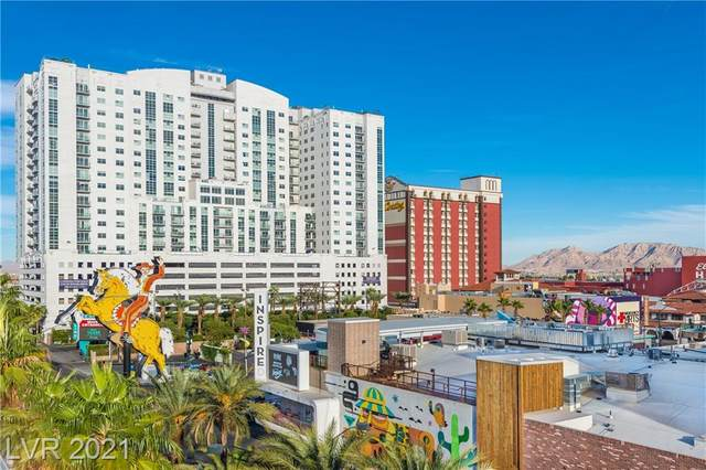 150 Las Vegas Boulevard #1807, Las Vegas, NV 89101 (MLS #2283847) :: Custom Fit Real Estate Group