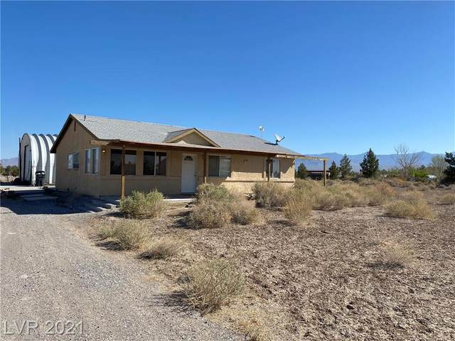 1410 W Huckleberry Street, Pahrump, NV 89048 (MLS #2283851) :: Kypreos Team