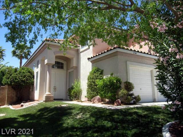 4701 Jasper Rock Court, Las Vegas, NV 89147 (MLS #2283857) :: Signature Real Estate Group