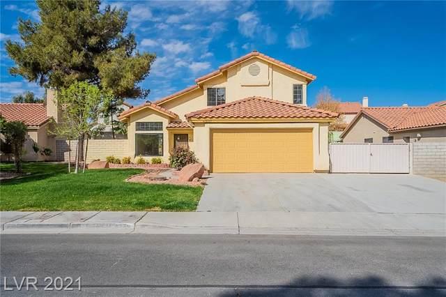 8369 Gresham Drive, Las Vegas, NV 89123 (MLS #2283868) :: Jeffrey Sabel
