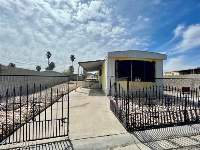 3841 Butternut Lane, Las Vegas, NV 89115 (MLS #2283878) :: Signature Real Estate Group