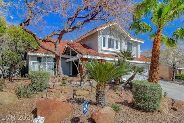 2928 Hampton Bluff Street, Las Vegas, NV 89117 (MLS #2283884) :: Signature Real Estate Group