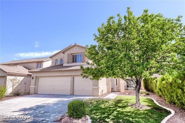 1625 Ashfield Valley Avenue, Las Vegas, NV 89123 (MLS #2283896) :: The Shear Team