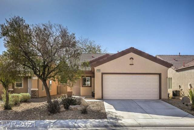 7709 Lily Trotter Street, North Las Vegas, NV 89084 (MLS #2283899) :: Signature Real Estate Group
