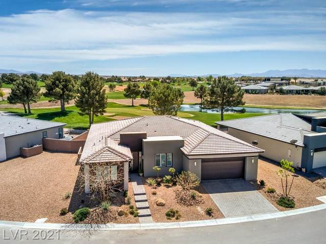 4829 Beacon Ridge Drive, Pahrump, NV 89061 (MLS #2283933) :: Custom Fit Real Estate Group