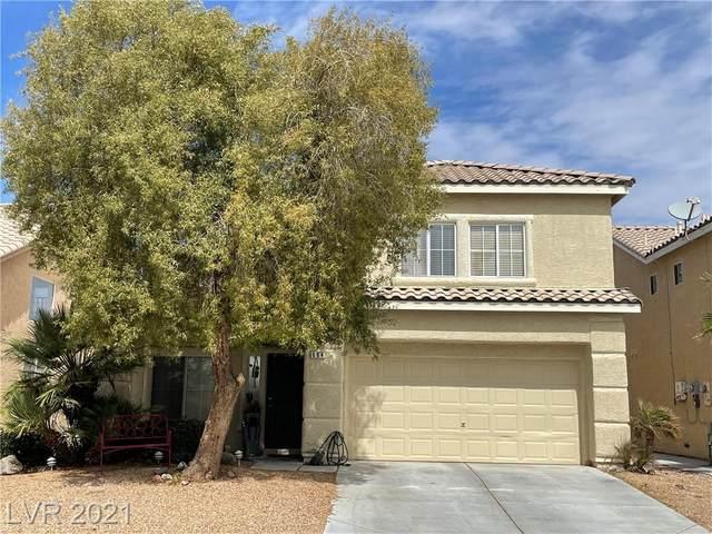 712 Emerald City Avenue, Las Vegas, NV 89183 (MLS #2283945) :: The Shear Team