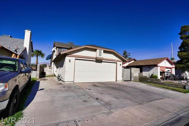 2345 Heather Meadows Court, Las Vegas, NV 89108 (MLS #2283972) :: Signature Real Estate Group