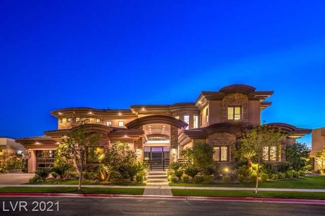 1602 Villa Rica Drive, Henderson, NV 89052 (MLS #2284024) :: The Mark Wiley Group | Keller Williams Realty SW