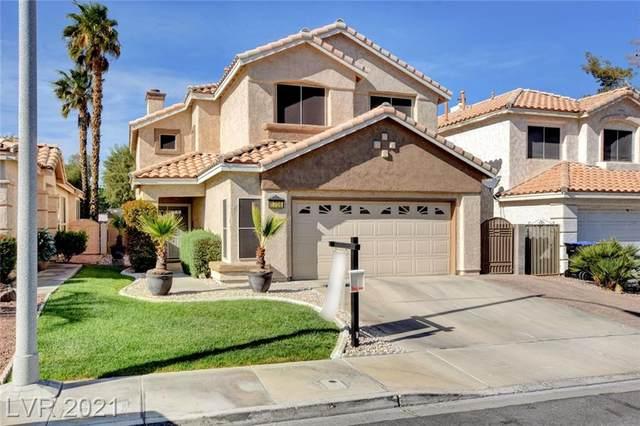 1706 Talon Avenue, Henderson, NV 89074 (MLS #2284033) :: Signature Real Estate Group
