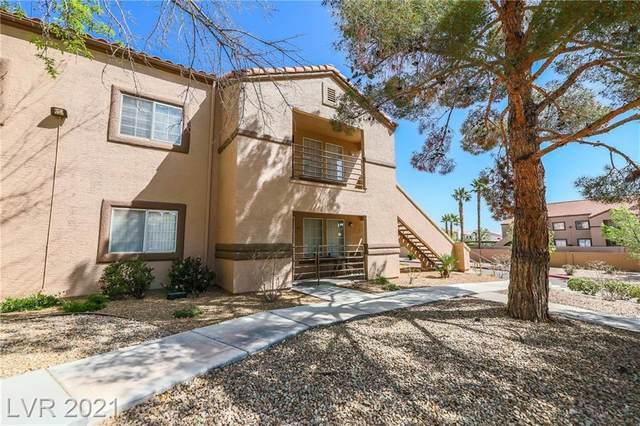3455 Erva Street #204, Las Vegas, NV 89117 (MLS #2284036) :: Signature Real Estate Group