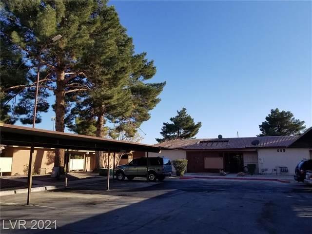 449 Lamb Boulevard F, Las Vegas, NV 89110 (MLS #2284064) :: Jeffrey Sabel
