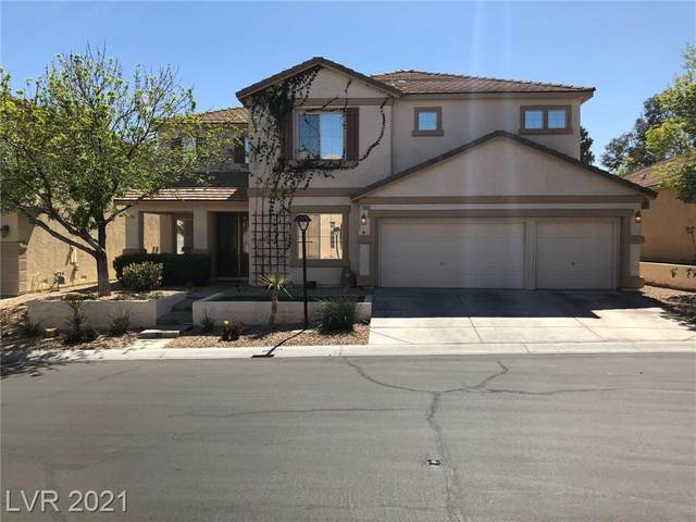 7909 Brookfield Cove Ave Avenue, Las Vegas, NV 89131 (MLS #2284073) :: Signature Real Estate Group