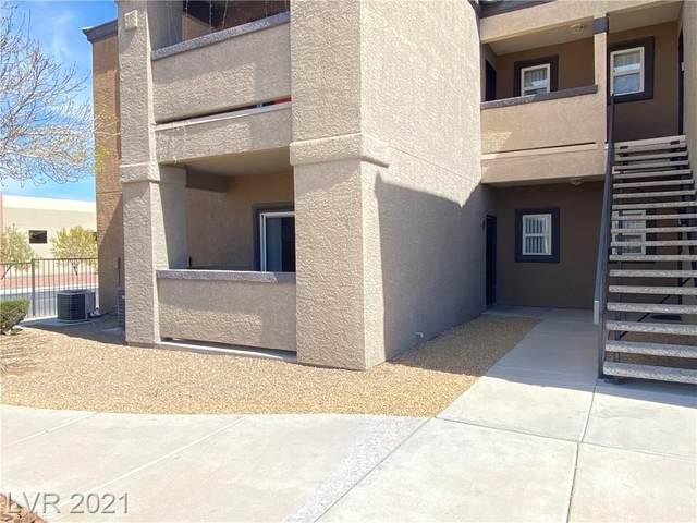 6650 Warm Springs Road #1101, Las Vegas, NV 89118 (MLS #2284107) :: Custom Fit Real Estate Group
