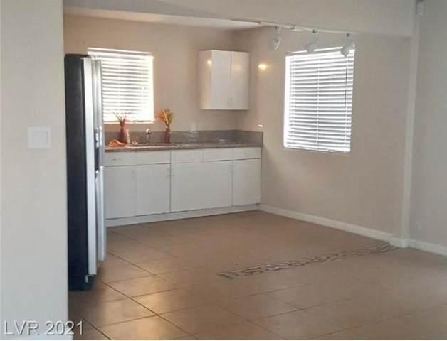 3516 Canoga Avenue, North Las Vegas, NV 89030 (MLS #2284114) :: The Mark Wiley Group | Keller Williams Realty SW