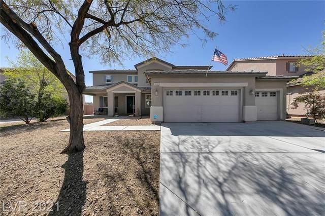5609 Dunshee Vista Avenue, Las Vegas, NV 89131 (MLS #2284115) :: Team Michele Dugan