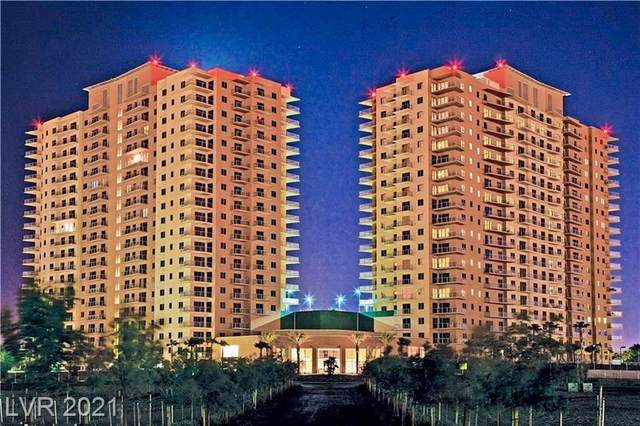8255 Las Vegas Boulevard #1415, Las Vegas, NV 89123 (MLS #2284127) :: Signature Real Estate Group