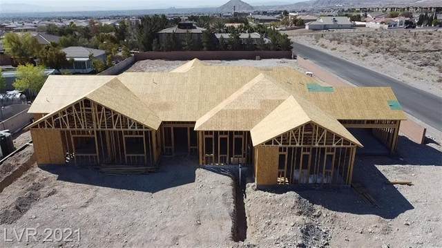 9895 Elkhorn Road, Las Vegas, NV 89149 (MLS #2284150) :: Custom Fit Real Estate Group
