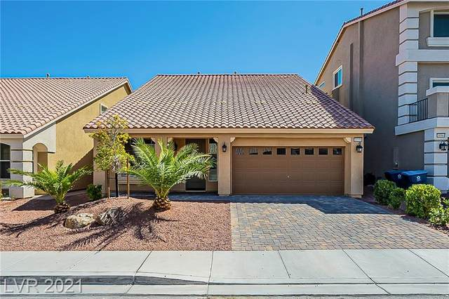 10558 Parthenon Street, Las Vegas, NV 89183 (MLS #2284156) :: Billy OKeefe | Berkshire Hathaway HomeServices