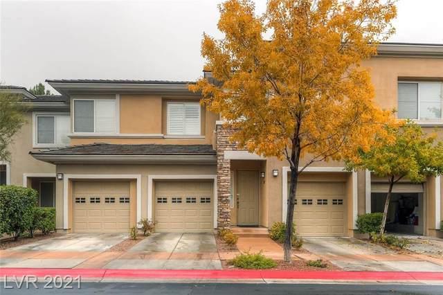 820 Peachy Canyon Circle #203, Las Vegas, NV 89144 (MLS #2284173) :: Signature Real Estate Group