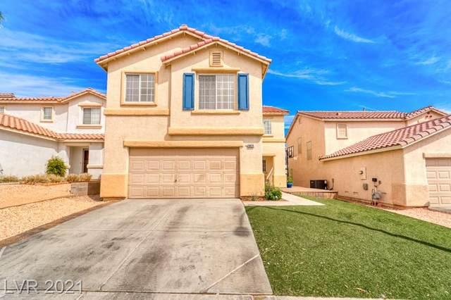 8624 Hidden Pines Avenue, Las Vegas, NV 89143 (MLS #2284190) :: Signature Real Estate Group