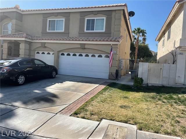 1483 Glassy Pond Avenue, Las Vegas, NV 89183 (MLS #2284203) :: Team Michele Dugan