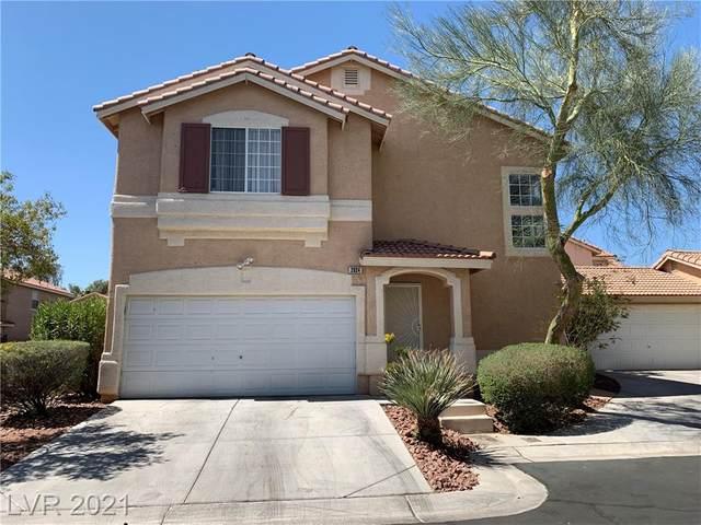 2324 Buffalo Run Avenue, Las Vegas, NV 89123 (MLS #2284223) :: Vestuto Realty Group