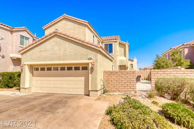 1040 Campo Seco Court, Las Vegas, NV 89138 (MLS #2284249) :: Billy OKeefe | Berkshire Hathaway HomeServices