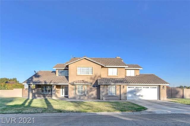 6420 Oquendo Road, Las Vegas, NV 89118 (MLS #2284250) :: The Mark Wiley Group | Keller Williams Realty SW