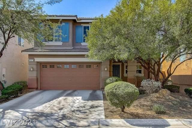 8661 Ancient Creek Avenue, Las Vegas, NV 89178 (MLS #2284294) :: Signature Real Estate Group