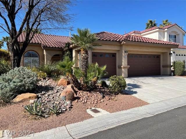 9813 Parkside Village Place, Las Vegas, NV 89134 (MLS #2284322) :: Custom Fit Real Estate Group