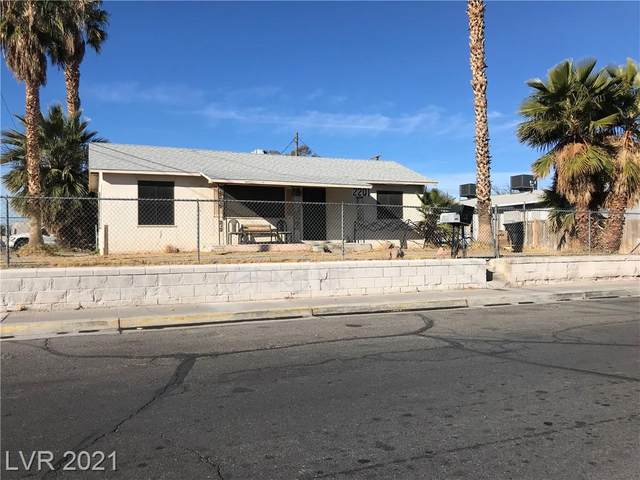 2201 Webster Street, North Las Vegas, NV 89030 (MLS #2284325) :: Custom Fit Real Estate Group