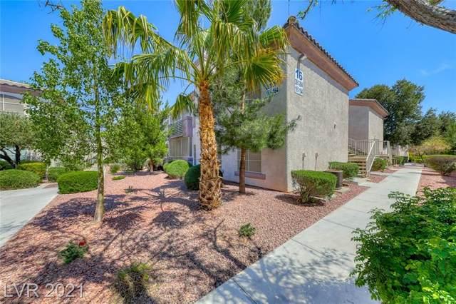 4555 Sahara Avenue #161, Las Vegas, NV 89104 (MLS #2284350) :: Signature Real Estate Group