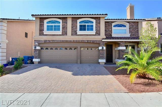 6275 Mount Palomar Avenue, Las Vegas, NV 89139 (MLS #2284359) :: Signature Real Estate Group